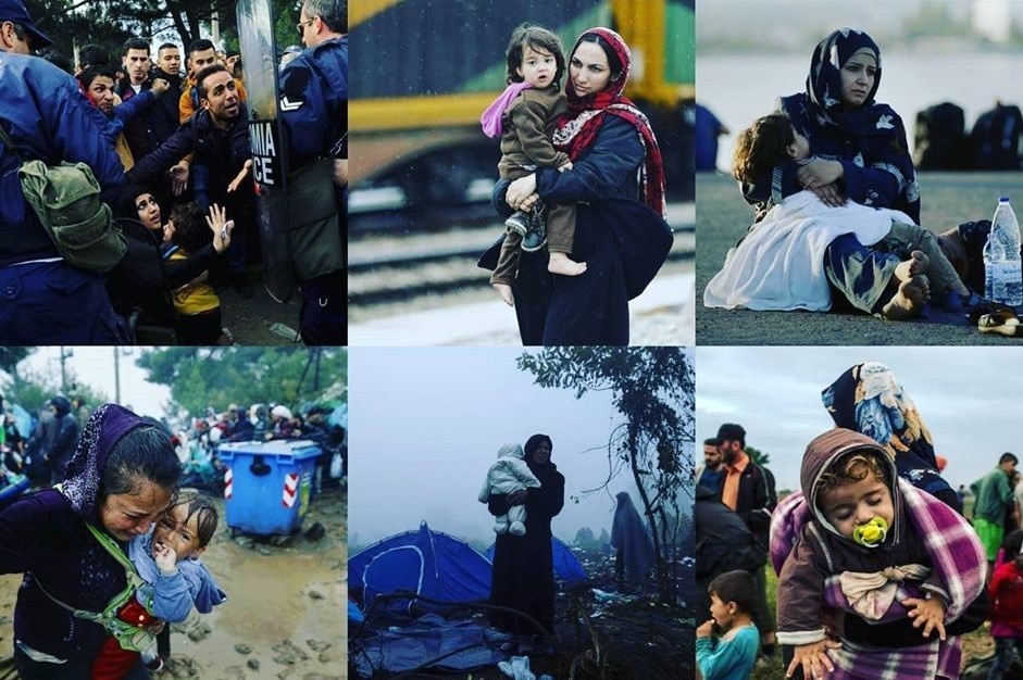 Standing in Solidarity with Refugee Mothers
