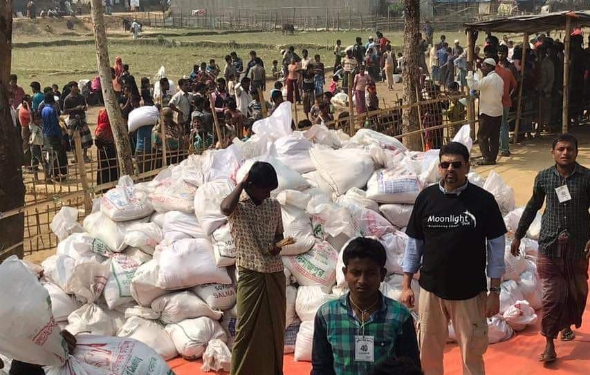 £30,000 for Rohingya Refugees Appeal!