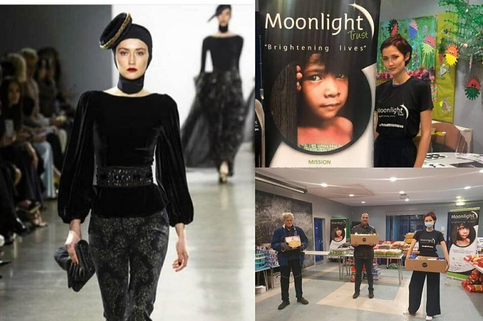 Vera Von Burhen: Model and Moonlight Trust Ambassador