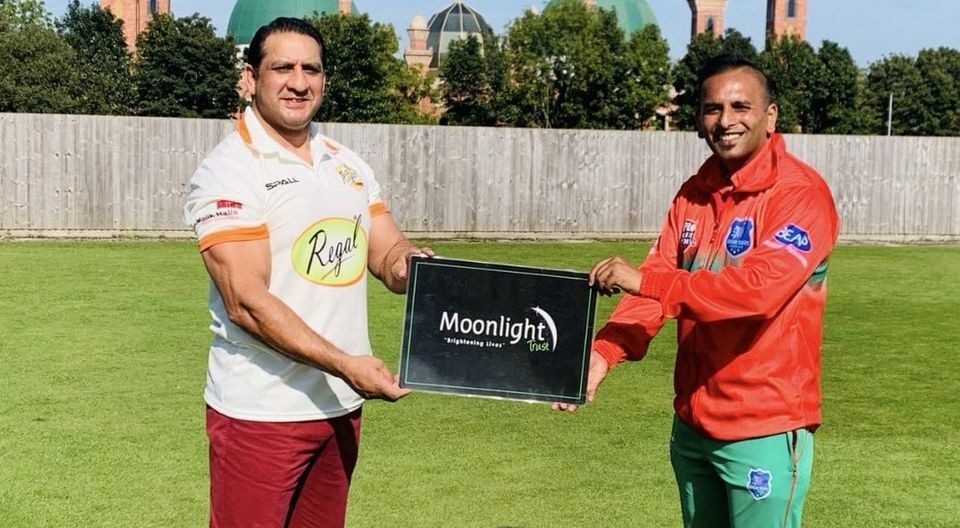Moonlight Trust Cohesion Cricket Tournament