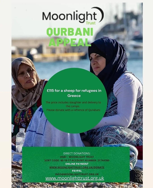 Give Your Qurbani Donations this Eid-al-Adha