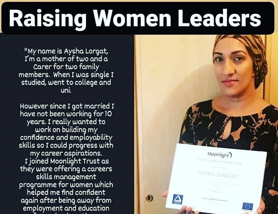 Raising Women Leaders Programme