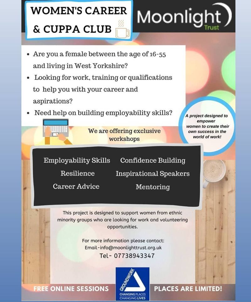 Women's Career and Cuppa Club