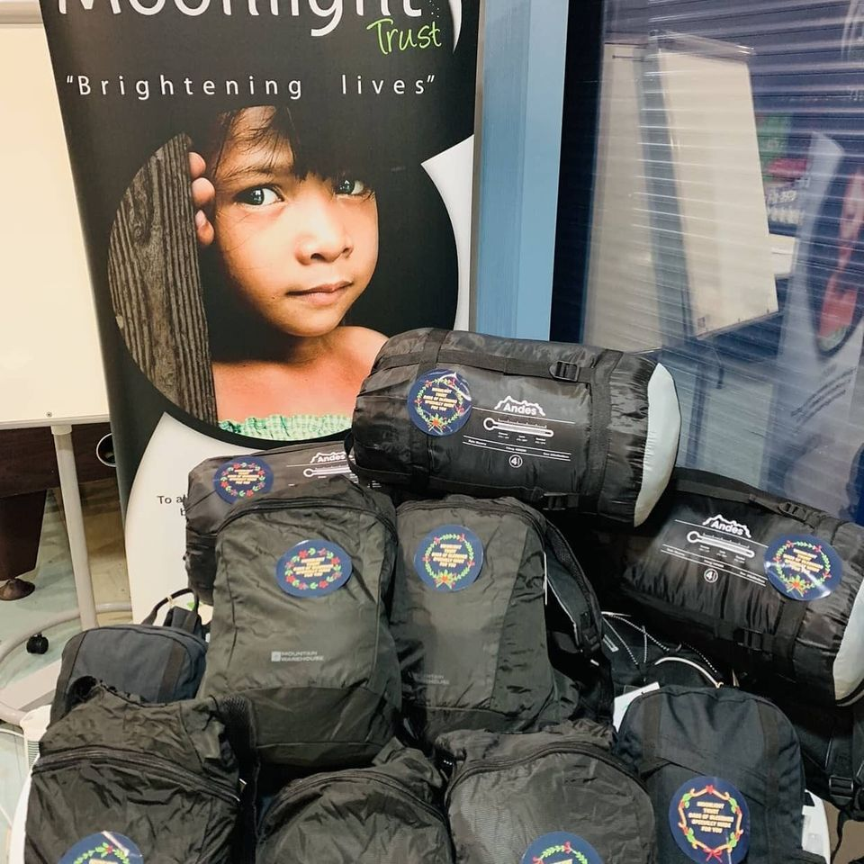 Bags of Blessings Project – A Success!