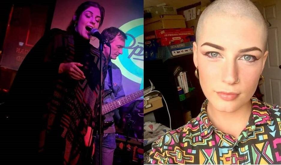 'Today I'm Shaving My Head To Raise Money For Moonlight Trust'