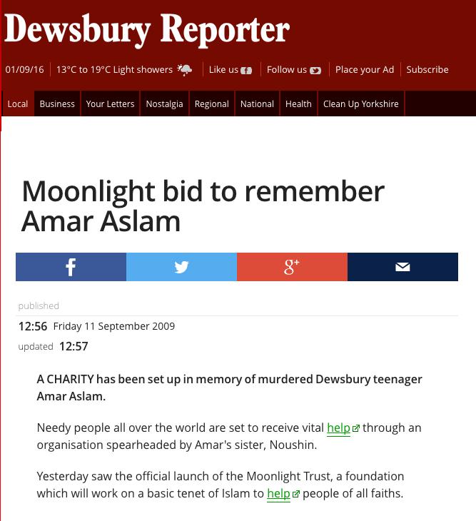 Dewsbury Reporter
