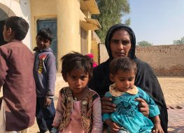 Families In Need In Pakistan