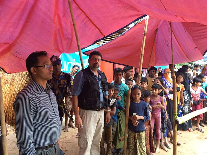 Bangladesh Aid