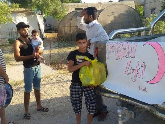 Food Programmes for Refugees